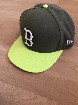 New Era Baseball Cap green grey-meadow green