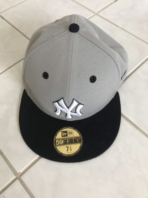 New Era Baseball Cap grey-dark blue