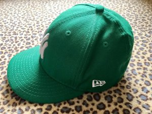 New Era Baseball Cap forest green