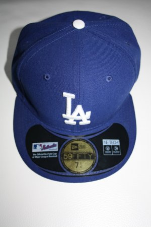 New Era Baseball Cap dark blue polyester