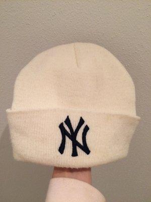 New era Mütze weiß schwarz