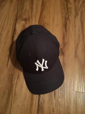 New Era Casquette de baseball bleu foncé