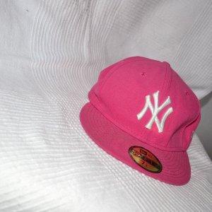 New Era Snapback Cap NY Yankees mit Originalaufkleber