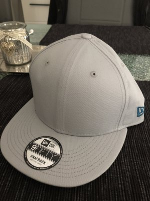 New Era Snapback grau