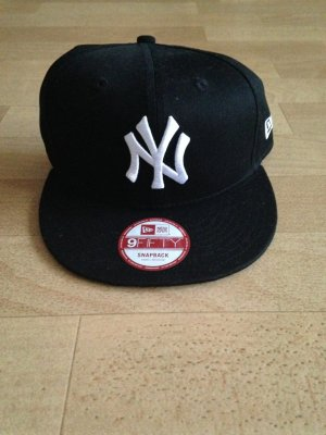 New Era Baseball Cap black-white