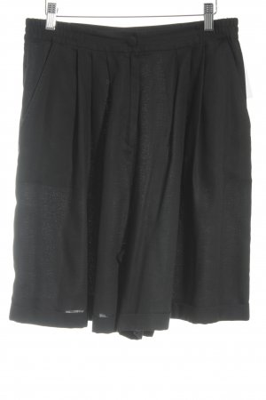 New Fast Culotte Skirt black