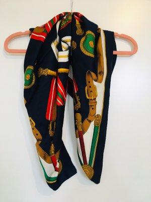 Vintage Sciarpa estiva multicolore
