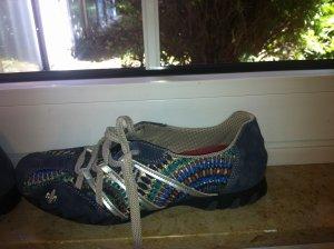 """NEW! Interessante Schuhe aus Leder von """"RIEKER"""""""