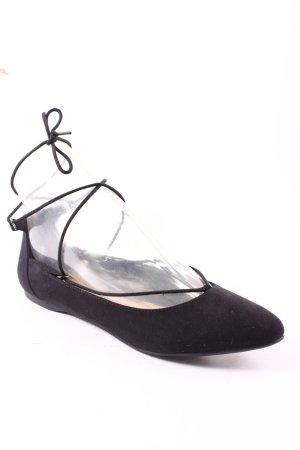 New Look Ballerinas schwarz Casual-Look