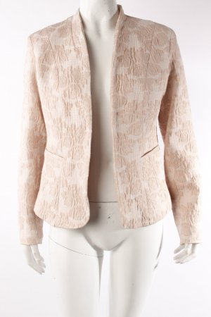 New Look Blazer Blumenprint rosa