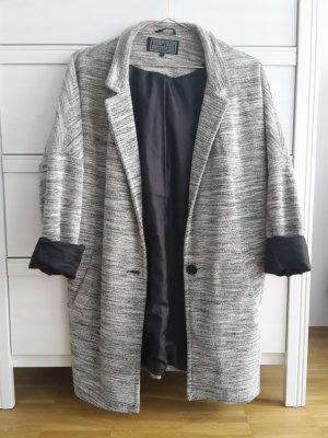 New Look Blazer Jacke Mantel M/40 schwarz/weiss asos topshop