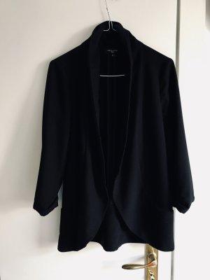 New Look Blazer schwarz dünn fließend XS 34