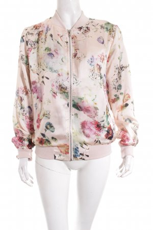 New Look Blouson florales Muster Romantik-Look