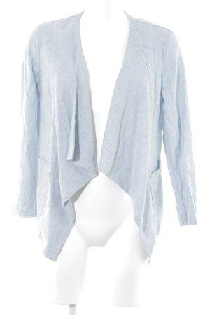 New Look Veste chemisier bleu azur style simple