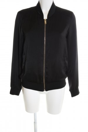 New Look Chaqueta bomber negro look casual