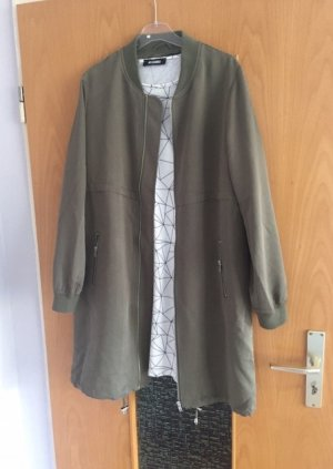 New Look cardigan Khaki Bomber jacke gr. 38 Blogger