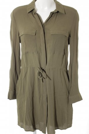 New Look Cargo Dress khaki-olive green casual look
