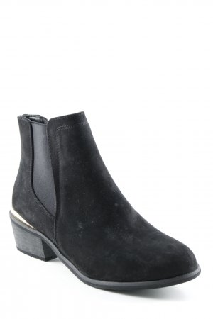 New Look Chelsea Boots black casual look