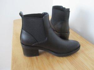 New Look Chelsea laarzen zwart Imitatie leer