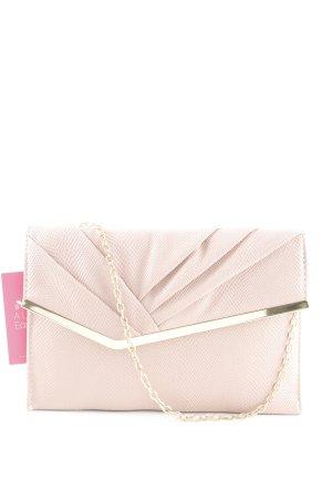 New Look Bolso de mano rosa empolvado elegante