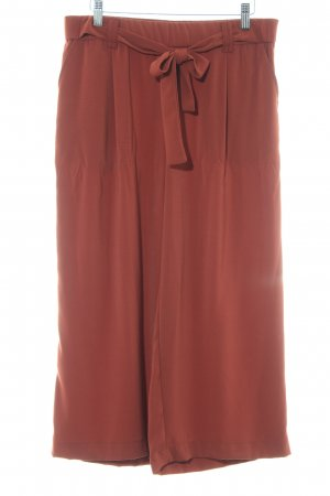 New Look Culottes russet casual look