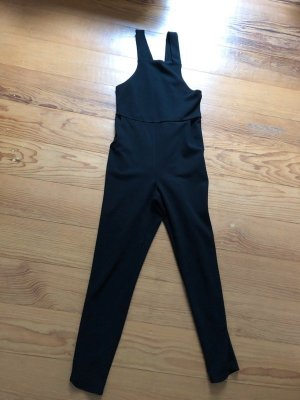 New Look enge Latzhose Jumpsuit Overall Blogger XS 32 34