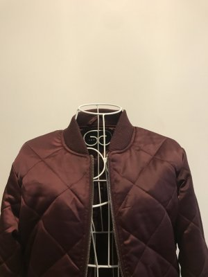 New Look Blouson aviateur bordeau