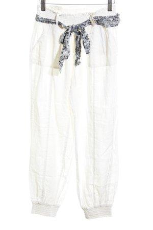 New Look Sarouel blanc cassé style Boho