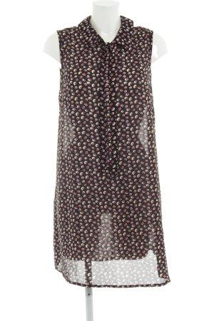 New Look Hemdblusenkleid florales Muster Brit-Look