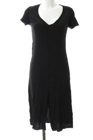 New Look Abito blusa camicia nero Stile Boho