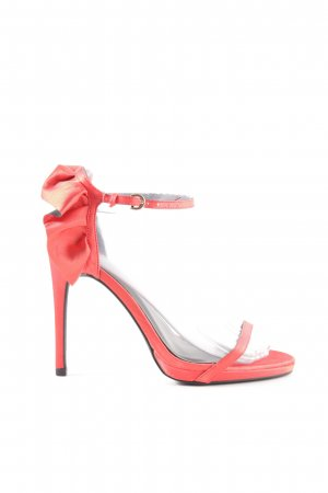 New Look High Heel Sandaletten rot Elegant