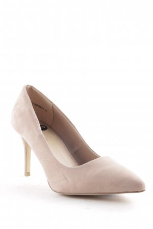 New Look High Heels beige-altrosa Elegant