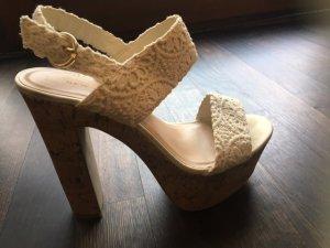 New Look, High Heels, creme, 40