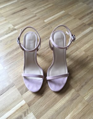 New Look High Heels Nude Rose Sandaletten