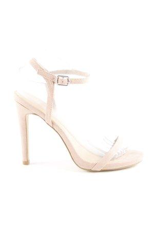 New Look High Heels roségoldfarben Elegant
