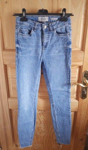 New Look Jeans cigarette bleu azur