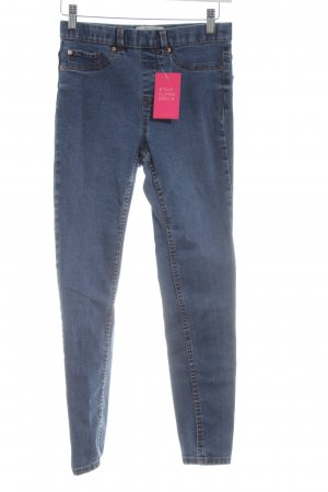 New Look Jeggings blau Casual-Look