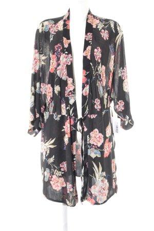 New Look Blusa tipo kimono estampado floral look Boho