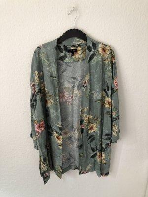 New Look Kimono gemustert