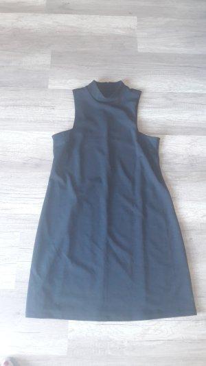 New Look Kleid A-Linie Turtleneck Stehkragen Minikleid 10