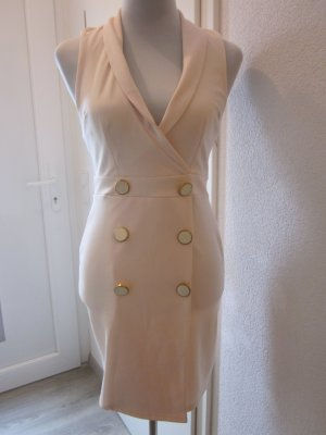 New Look Kleid Figurbetont Rosa Gr 36