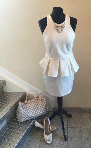 New Look Kleid mit Schösschen Größe 38