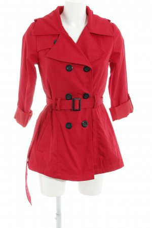 New Look Kurzjacke himbeerrot Casual-Look