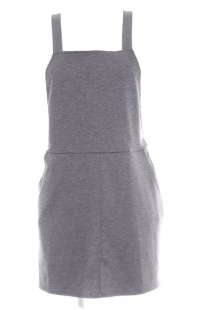 New Look Pinafore Overall Skirt grey casual look