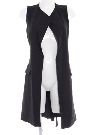 New Look Long-Blazer schwarz Elegant