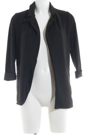 New Look Blazer largo negro elegante