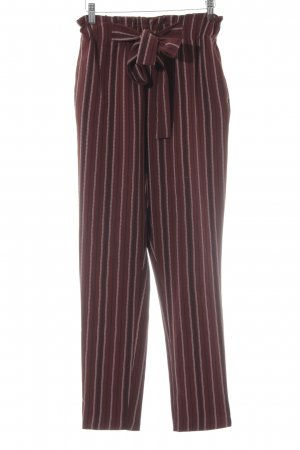 New Look Marlene Trousers striped pattern beach look