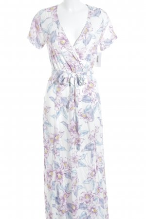 New Look Maxikleid florales Muster Beach-Look