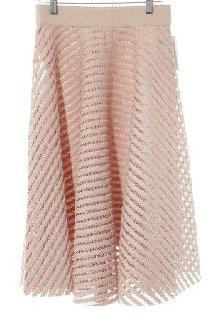 New Look Midirock rosé Casual-Look