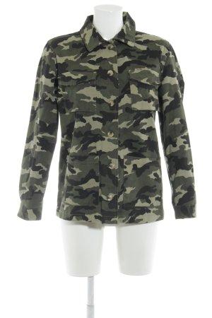 New Look Militair jack camouflageprint casual uitstraling
